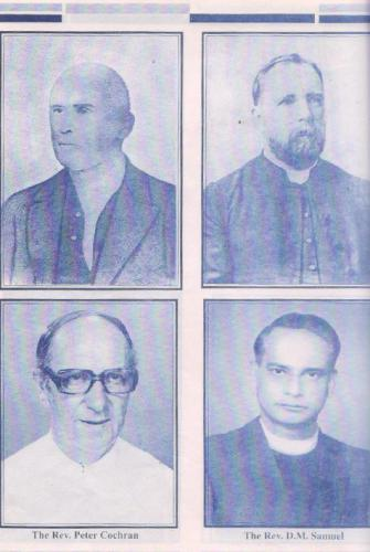 Pastors who served WEC (Only two identified)