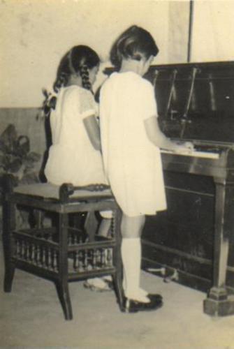 Child Prodigies at the Piano