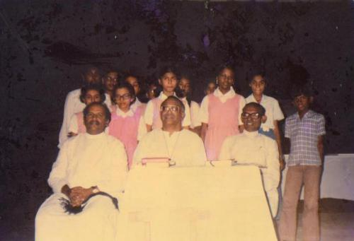 The First Peter Cochran Exam winners 1987